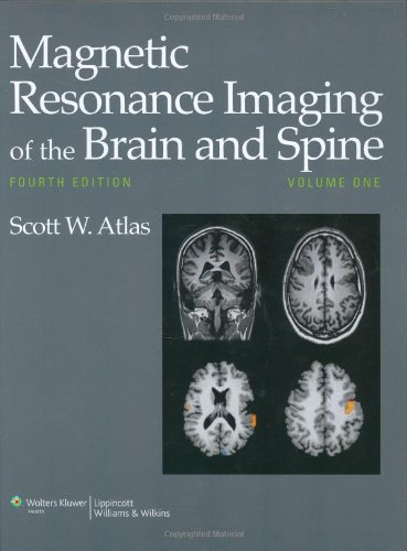 Magnetic Resonance Imaging of the Brain and Spine Pdf