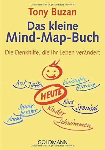 Das Kleine Mind Map Buch  Die Denkhilfe Die Ihr Leben Verändert