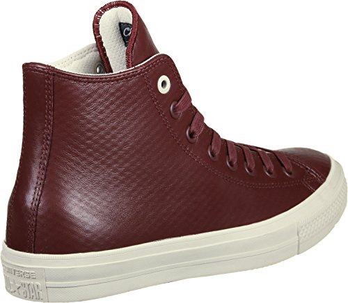 Converse All Star II Leather Calzado red block