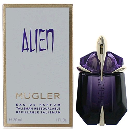 Alien By Thierry Mugler For Women. Eau De Parfum Spray Refillable 1 oz