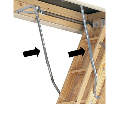Werner 55 1 Attic Ladder Replacement Hinges