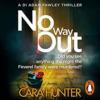 No Way Out: DI Fawley Thriller, Book 3 (Audio Download