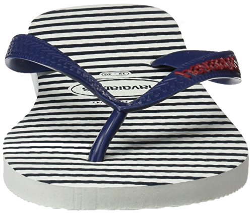Havaianas navy white Protezioni Blue Multicolore Toe Top Nautical 0052 Uomo w7xwvH