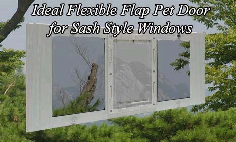 Cheap Ideal Flexible Sash Window Insert – 45-50″ – Super Large (15 x 20)