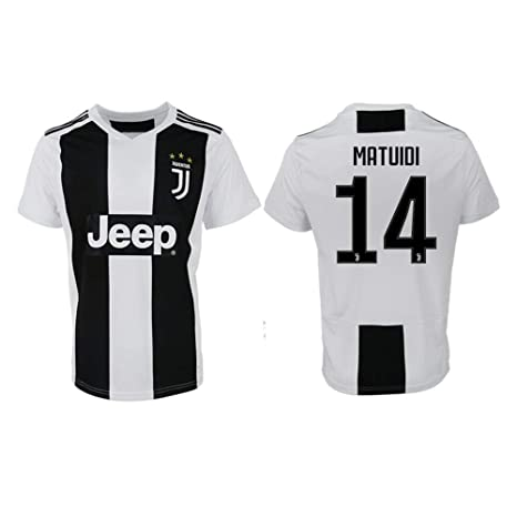 c5408db6a6b Image Unavailable. Image not available for. Color  Scshirt New Juventus  Matuidi Home Men s Soccer Jersey ...