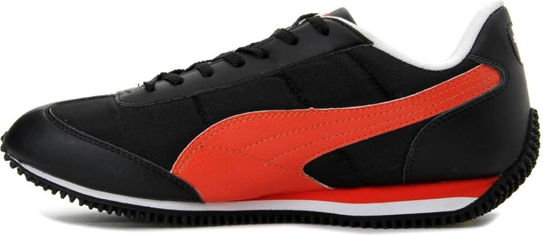 Puma Speeder Sko Svart-orange dgcJBwYB