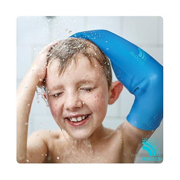 Bloccs Bambini Protezione impermeabile per ingessatura integrale braccio 3 spesavip