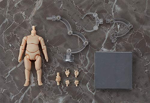 Parts Set JAPAN OFFICIAL IMPORT Almond Milk Nendoroid Doll Customizable Head