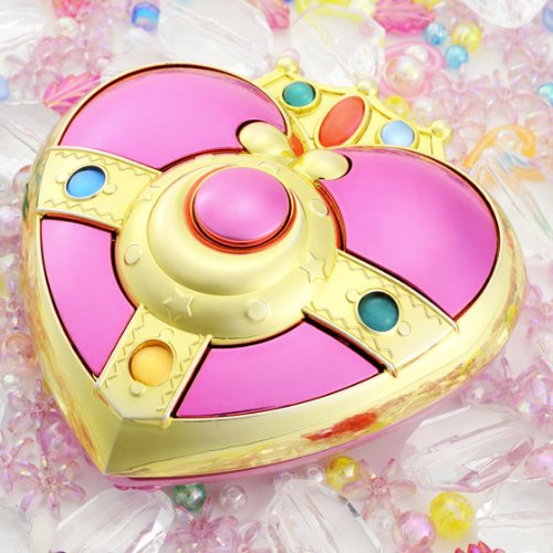 Bandai Sailor Moon S Moonlight Memory Series Cosmic Heart Mirror Case
