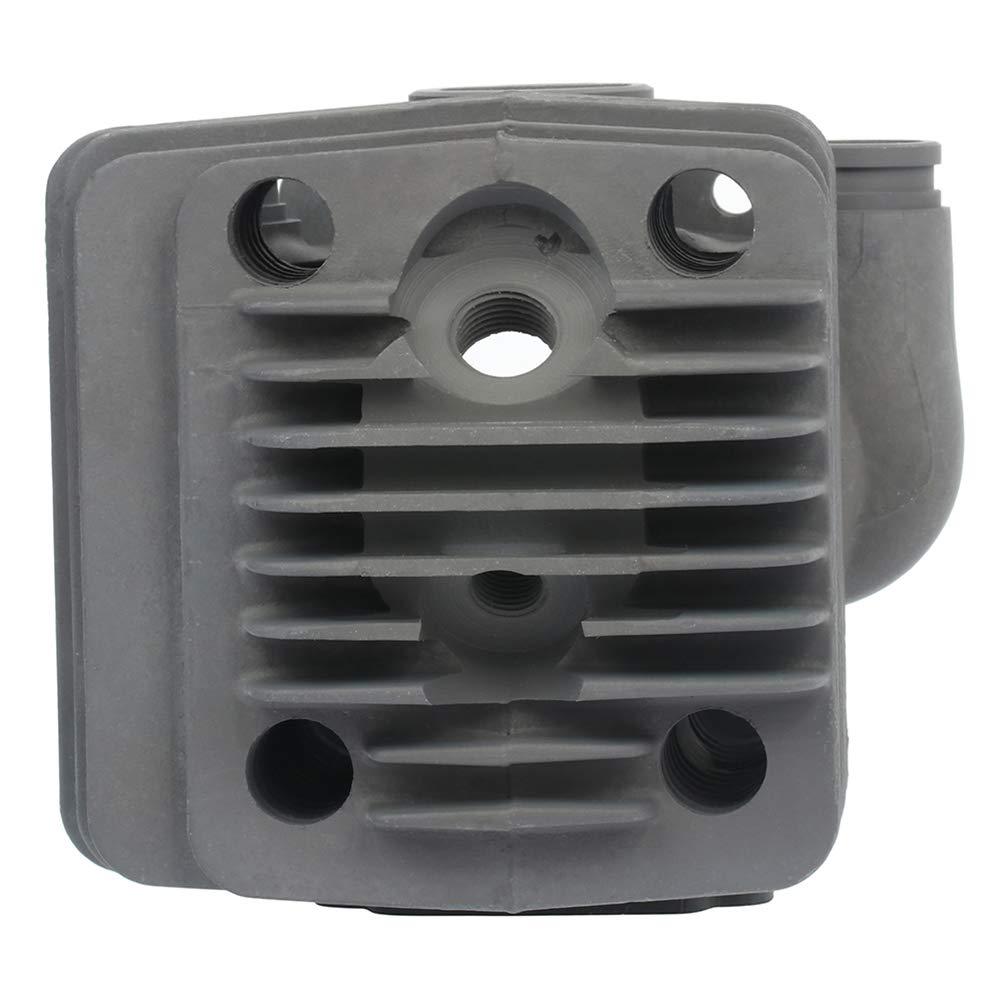Ineedup 56mm Cylinder Piston Assembly Kit Replacement for Stihl TS700 TS800 Replace 4224 020 1205 Cylinder Piston Crankshaft