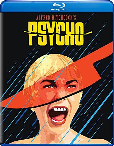 Poster of Psycho 1960 Full Hindi Dual Audio Movie Download BluRay 480p