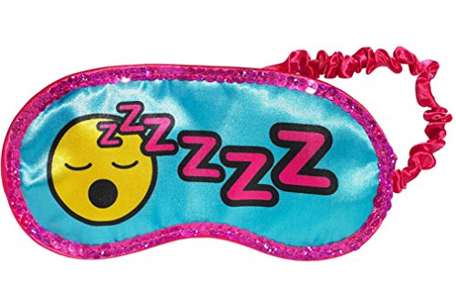 Masque Spa - Three Cheers for Girls Novelty Spa Sleep Mask (One Size, zzzZZZ)
