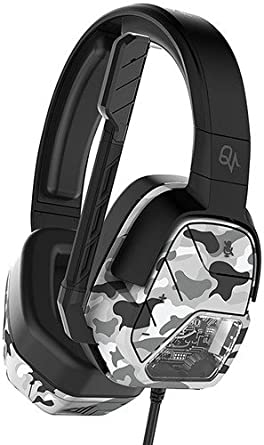 PDP - Auricular Stereo Afterglow LVL 5 Plus, Color Camo Blanco ...