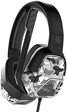 PDP Afterglow LVL 5+ Wired Headset for Xbox One - Camo