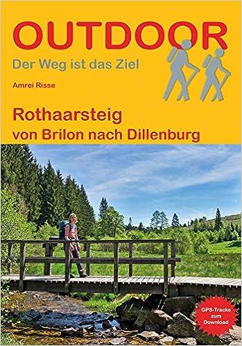 Rothaarsteig: von Brilon nach Dillenburg