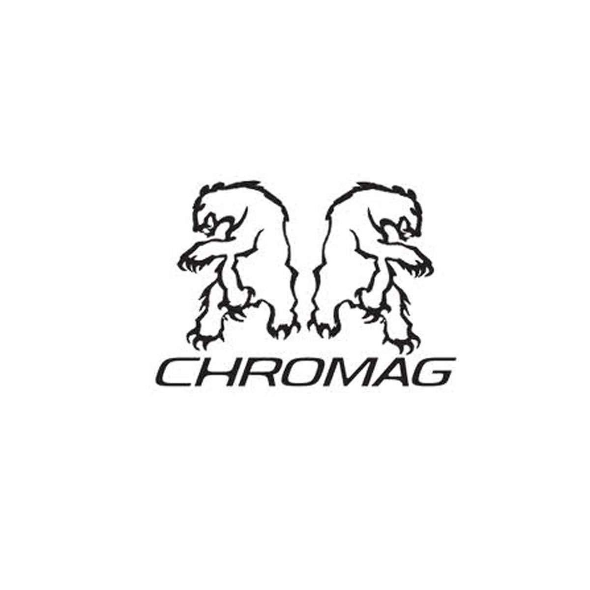 Chromag MTB-Lenker Fubars Cutlass Carbon Schwarz Cyan, 31.8 x 780 mm, 20 mm Rise