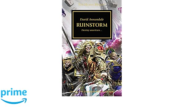 Ruinstorm (The Horus Heresy): Amazon.es: David Annandale ...