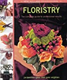 Floristry, Jacqueline Goss and Jane Wighton, 1845378784