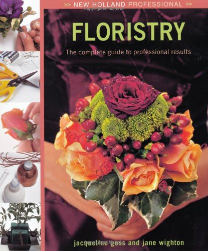 Download New Holland Professional: Floristry: The Complete Guide to Professional Results pdf epub