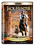 Jack Hunter: The Complete Movie Trilogy DVD 3 pk.