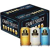 サントリー クラフトセレクトギフトパック クラフトビール3種 飲み比べセット 350ml×12本