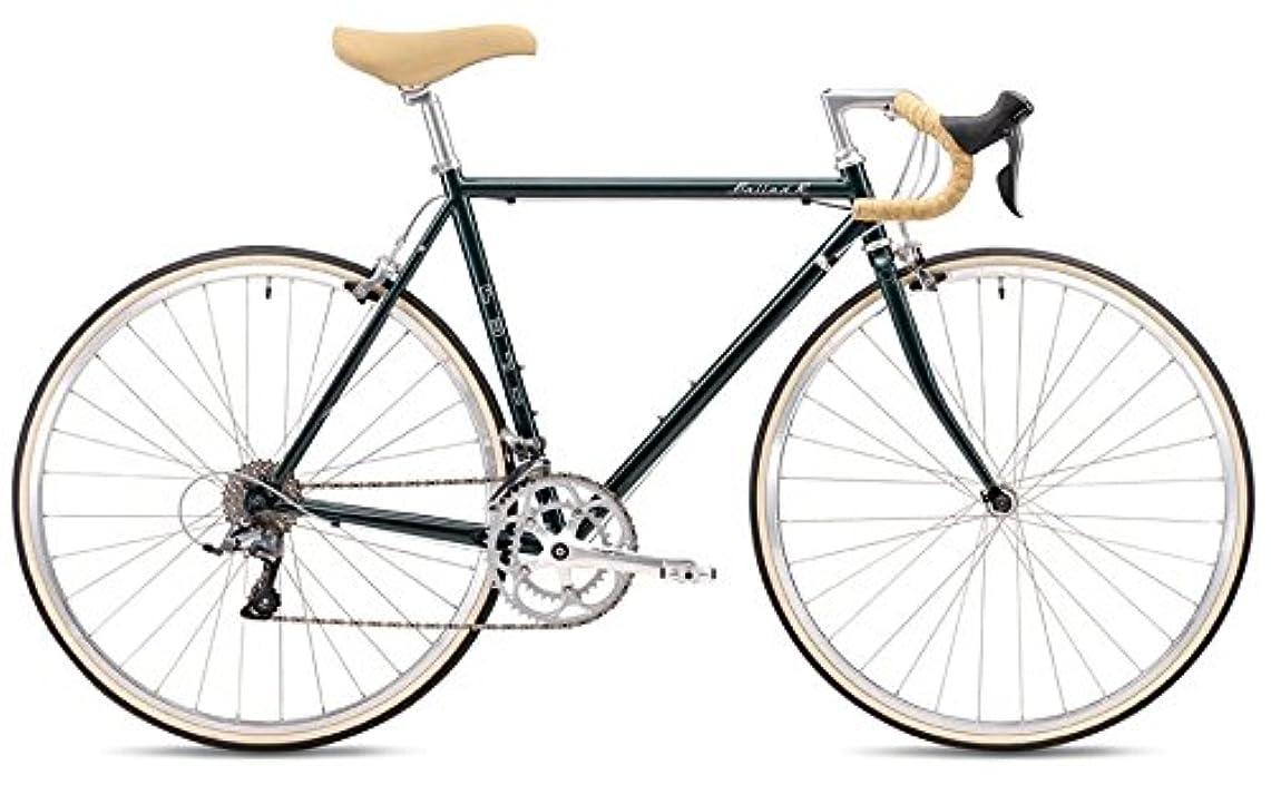 見てオリエントナサニエル区KINGTTU ロードバイク XC7000 アルミニウム合金 自転車 700C 軽量 フレーム高さ54cm 変速14速 破れた風の車輪 レトロリム 碟刹自転車