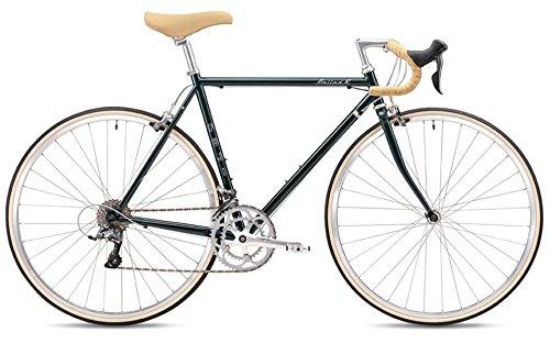 FUJI(フジ) BALLAD R 2x8段変速 ロードバイク 19BLDRGR49 BRITISH GREEN 49cm   B07G2RR7HX