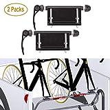 ALAVENTE 2 Pcs Bicycle Quick-Release Alloy Fork Block Mount Car Rack...