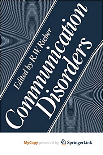 Book Communication Disorders