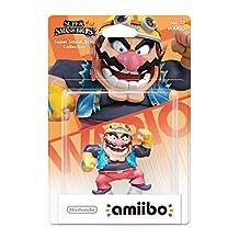 Amiibo - Super Smash Bros. Collection Figur: Wario