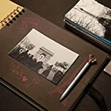 EVNEED 11.5 x 8.5 Inch Scrapbook Photo