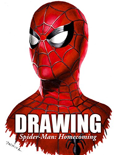 Clip  Drawing Spider Man  Homecoming