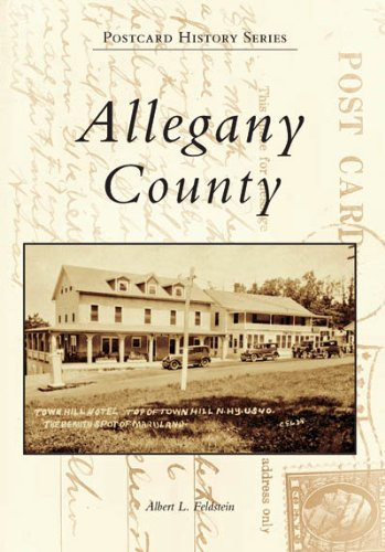 Allegany   County   (MD)  (Images  of  America)