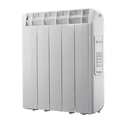 farho XP - Radiador Eléctrico de bajo Consumo 550 W, Digital Programable y opción WiFi