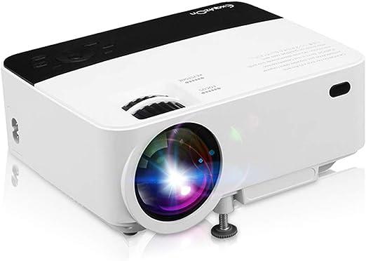 ZXGHS Mini Proyector, 1080P Proyector / 1920 * 1080 / De Cine En ...