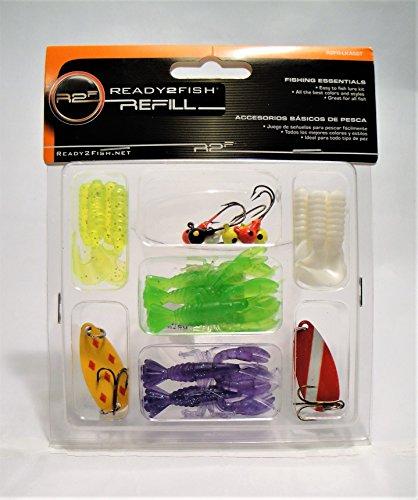 Ready 2 Fish R2Fr Sb Fw Fishing Essentials fishing-equipment