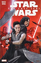 The Resistance has found Luke Skywalker! But the First Order is hot on their tail...and they are out for blood. Can Rey coax Luke out of his self-imposed exile in time to save the fading spark of hope from being extinguished forever? Or will ...