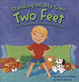 51LBuT4EQoL. SL160  Standing on My Own Two Feet: A Childs Affirmation of Love During Divorce