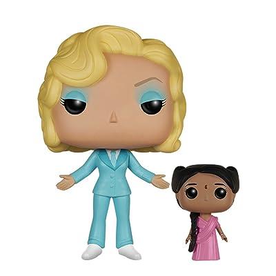 Funko POP TV: American Horror Story- Season 4 - Elsa Mars and Ma Petite Vinyl Figure: Funko Pop! Television:: Toys & Games