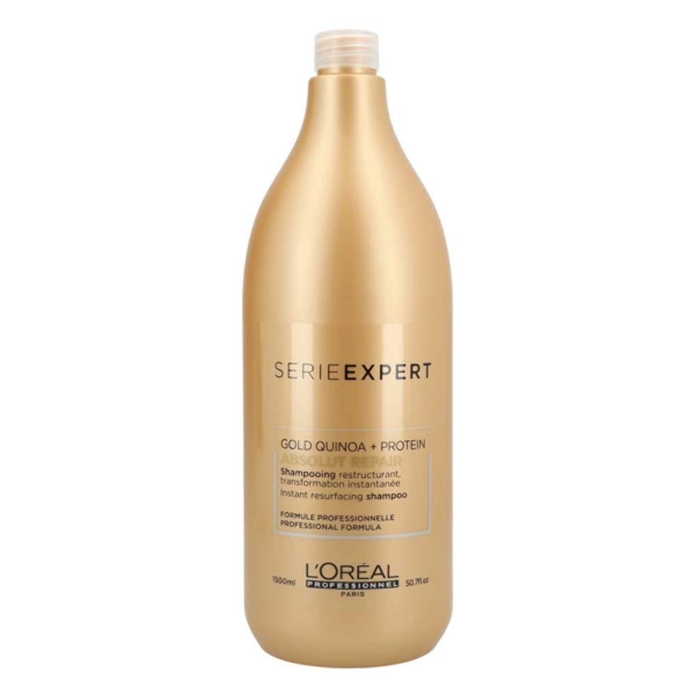 L'Oreal Serie Expert Absolut Repair Instant Resurfacing Shampoo 50.7 Ounce