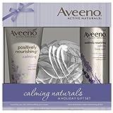 Aveeno Calming Body Wash Aveeno Calming Indulgence Gift Pack