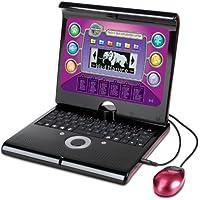 Discovery Kids Teach 'n' Exploración de conversación Laptop, Rosado