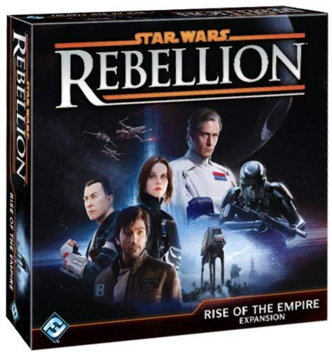 (Star Wars-Rebellion-Rise of the Empir SW04)