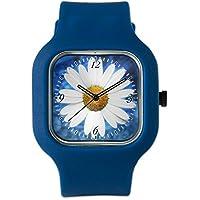 Navy Blue Fashion Sport Watch Daisy Energy Blue