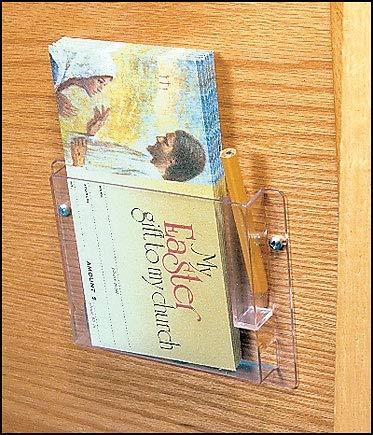 US Gifts Envelope Rack/Pencil Slot (Pack of 5)