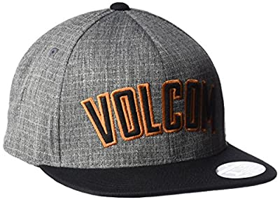 Volcom Men's Fielder Six Panel 110 Snap Back Hat from Volcom Young Men's