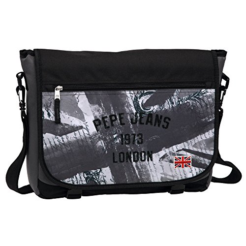 Messenger Jeans Backpack Pepe Leisure Pepe Jeans Leisure Grey FxqXZZ