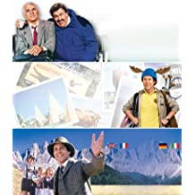 Triple Feature: Planes, Trains, And Automobiles / National Lampoon's Vacation / National Lampoon's European Vacation