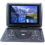 "LENOXX 13.3"" INCH PORTABLE DVD PLAYER SWIVEL SCREEN PDVD1300 DVD/CD/MP3/MP4.DIVX"