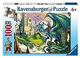Dragon Rider Puzzle, 100-Piece